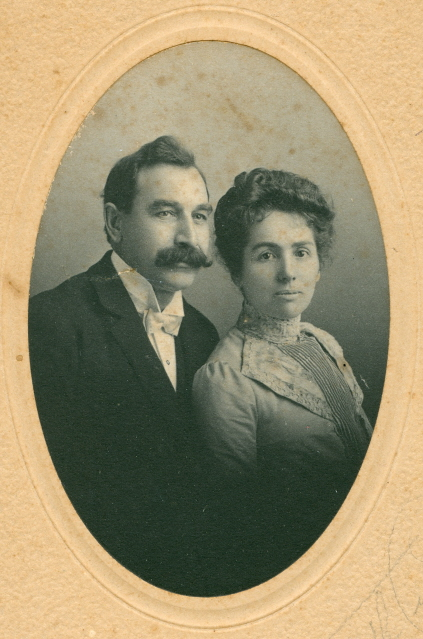 William Henry & Adelyn Bullis