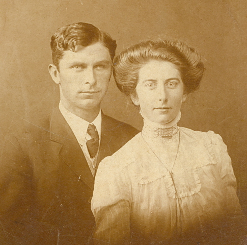 Harry & Inez Bullis