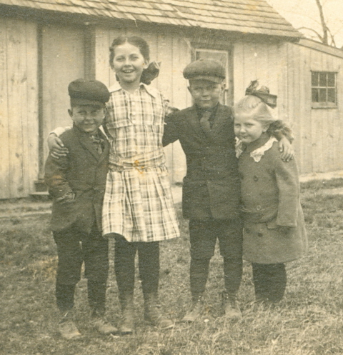 Harry & Inez Bullis Kids