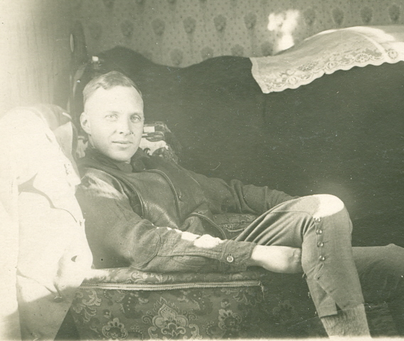 World War I Elmer Bullis