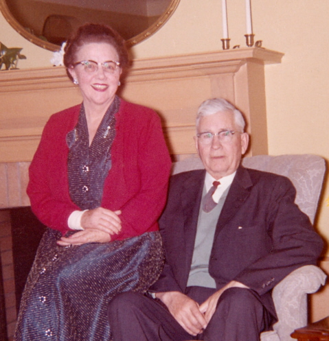 c1965 Bert & Mada Johnson