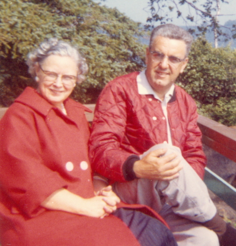 1967 Rock Harbor MI-Ray & Gie Harding