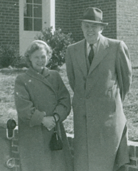 1954 March 7th Lessie & Millard