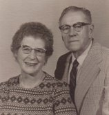 Ruth & Burton Thayer