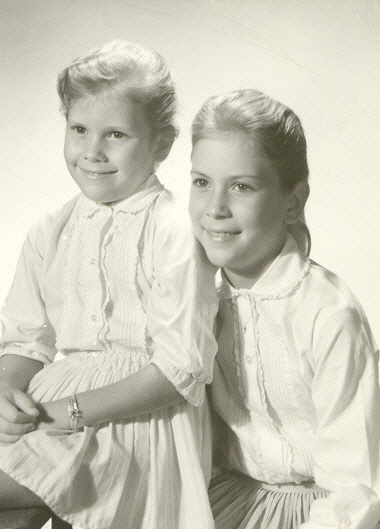 1962 Cheri & Cindy Branch - The Philippine Islands