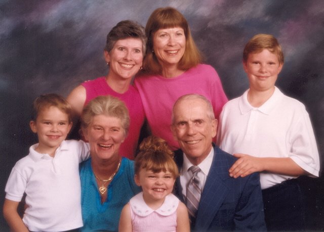 1999 Sandy & Marnie Branch Family