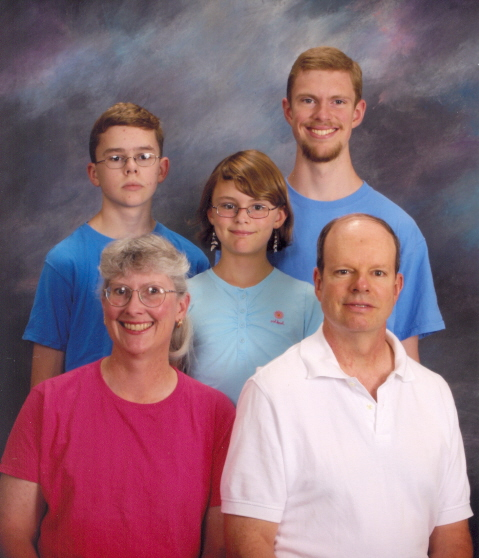 2007 Wheless Family