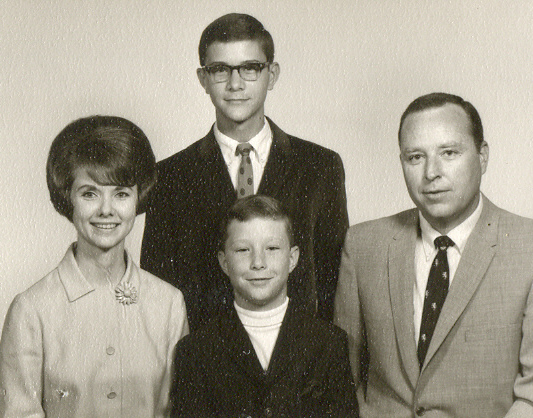 1968 Doyle & Audie Williams Family