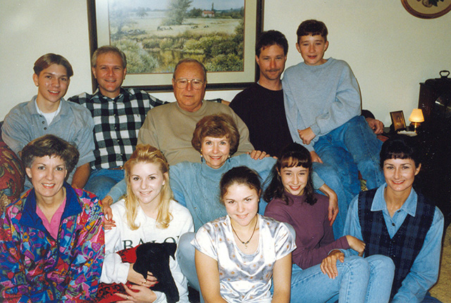 c1996 Doyle & Audie Williams Clan