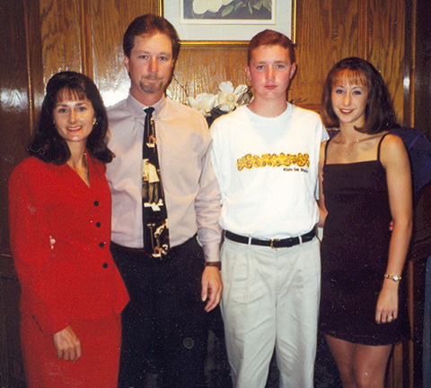 1999 Matt & Karen Williams Family