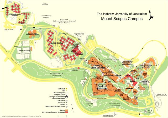 Journey to jerusalem hebrew university of jerusalem rothberg international school sciox Gallery